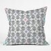 DENY Designs Andi Bird Paisley Ornamental Throw Pillow