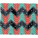 <strong>Sam Osborne Christmas Trees Plush Fleece Throw Blanket</strong> by DENY Designs