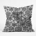 <strong>Ruby Door Snow Leopard Snowflake Throw Pillow</strong> by DENY Designs
