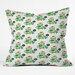 DENY Designs Andi Bird Help Me Holiday Throw Pillow