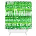 <strong>Sophia Buddenhagen Christmas Collection Woven Polyester Shower Curtain</strong> by DENY Designs