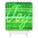 DENY Designs Sophia Buddenhagen Christmas Collection Woven Polyester Shower Curtain