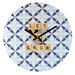 <strong>Happee Monkee Let It Snow Wall Clock</strong> by DENY Designs