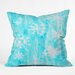 DENY Designs Rosie Brown Snowing Throw Pillow