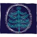 <strong>Rachael Taylor Decorative Tree Plush Fleece Throw Blanket</strong> by DENY Designs
