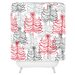 <strong>Rachael Taylor Doodle Trees Woven Polyester Shower Curtain</strong> by DENY Designs