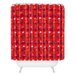 <strong>Julia Da Rocha Christmastrees Woven Polyester Shower Curtain</strong> by DENY Designs