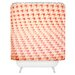 DENY Designs The Light Fantastic Houndstooth Polaroid Woven Polyester Shower Curtain