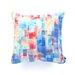 DENY Designs Jacqueline Maldonado Torrentremix Polyester Throw Pillow