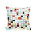 Jacqueline Maldonado Geo Square Polyester Throw Pillow