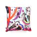<strong>DENY Designs</strong> Randi Antonsen Luns Box 7 Woven Polyester Throw Pillow