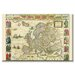 <strong>Buyenlarge</strong> Europe by Willem Jansz. Blaeu Graphic Art on Canvas