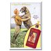 Wet Dog Cologne A Scent for All Reasons Canvas Wall Art