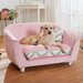 Enchanted Home Pet Emilies Nook Dog Sofa Bed