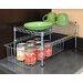 <strong>UltraZinc Mini Basket and Shelf Organizer</strong> by Seville Classics