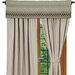 "<strong>Rain 52"" Curtain Valance</strong> by Wooded River"