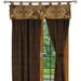 """<strong>Wooded River</strong> Chalet 54"""" Curtain Valance"""