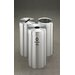 <strong>Glaro, Inc.</strong> RecyclePro Value Series Triple Unit 45 Gallon Multi Compartment Recycling Bin
