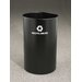 <strong>RecyclePro Single Stream Open Top 36 Gallon Industrial Recycling Bin</strong> by Glaro, Inc.