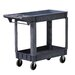 "<strong>33.25"" 2 Shelf Service Cart</strong> by WEN"