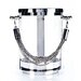 Amalfitana Stainless Steel Chain Light House Candle Holder