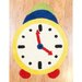 <strong>Clock Ivory Kids Rug</strong> by Herat Oriental