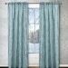 Chevron Rod Pocket Window Curtain Panel Pair