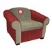 NCAA Team Seats Micro Suede Chair