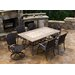 <strong>Tortuga Outdoor</strong> Marquesas 7 Piece Dining Set