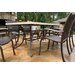 Marquesas 7 Piece Dining Set