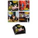 Trend Setters Looney Tunes (Classic Toons) Glass Print Coaster