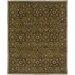 AMER Rugs Broome Design Dark Brown, Hand-Tufted Rug