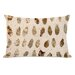 One Bella Casa Gold Marismas Pillow