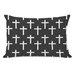 <strong>All Over Cross Print Pillow</strong> by One Bella Casa