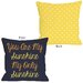 <strong>You Are My Sunshine Pillow</strong> by One Bella Casa