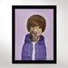 One Bella Casa Teen Framed Graphic Art