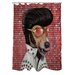 <strong>Pets Rock Vegas Polyester Shower Curtain</strong> by One Bella Casa