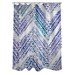 Oliver Gal Isolee Polyester Shower Curtain