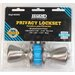 Legend Locksets Privacy Bed and Bath Door Knob Lockset