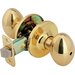 Door Knob Privacy Bed and Bath Lockset