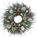 Summer Ocean Waves Wreath