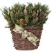 Pine Crest Wall Basket