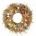 Sunrise Orchid Wreath