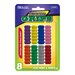 <strong>Wiggly Shape Foam Pencil / Pen Grip (Set of 8) (Set of 8)</strong> by Bazic