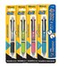 2-In-1 Mechanical Pencil and 4-Color Pen with Grip