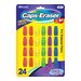 <strong>Bazic</strong> Neon Eraser Top (Set of 24)