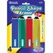 Bazic Jumbo Pencil Shape Eraser