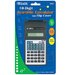 <strong>10-Digit Scientific Calculator with Flip Cover (Set of 48)</strong> by Bazic