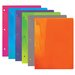 <strong>Translucent 2-Pockets Poly Portfolio (Set of 48)</strong> by Bazic