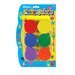 <strong>Finger Paint (Set of 6)</strong> by Bazic